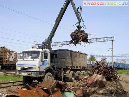 Проблемы с вывозом металла прием черного металла в м/о