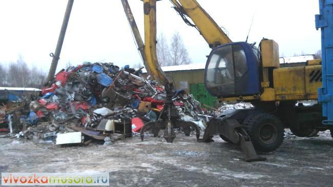 Приемка металла в Фрязево сдать металлолом г.липецк