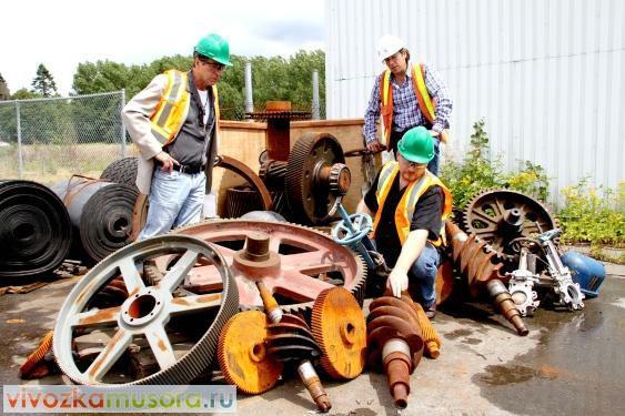 Закупка металлолома в Ликино-Дулево сдача алюминия в Шатура