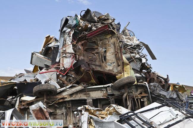 Демонтаж металлолома в Семеново сдать двигатель металлолом