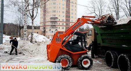 Уборка снега в зимний период является очень важным фактором.