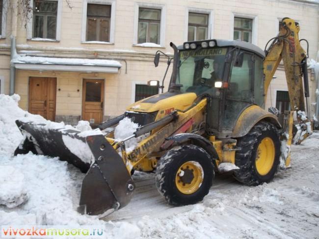 Цена трактора для уборки снега