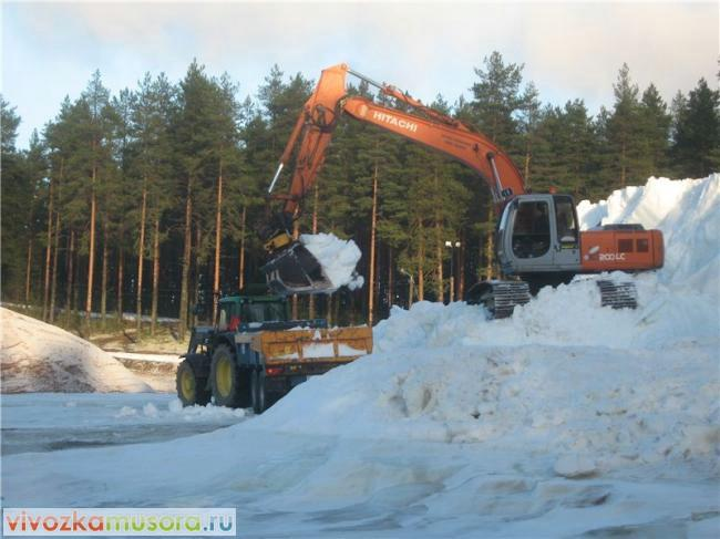 Уборка снега с крыши приспособление